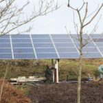 Cobertizos solares (Marquesinas fotovoltaicas)