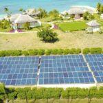 Energía solar para tratamiento de aguas